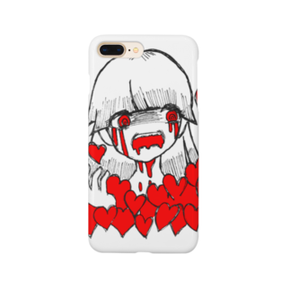 るーと。:°ஐ*。:°ʚ♥ɞ*。:°ஐ*の【病み可愛い】♥に溺れる【オリジナル】 Smartphone cases