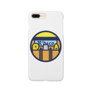 パ紋No.3144 R'deco  Smartphone cases