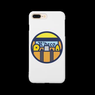 原田専門家のパ紋No.3144 R'deco  Smartphone cases
