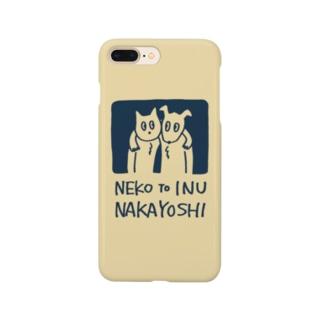 なかよし Smartphone cases