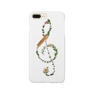 ルンルンうさぎ 2 Smartphone cases