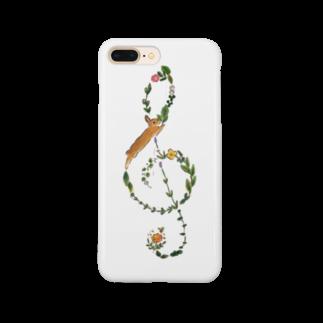 SCHINAKO'Sのルンルンうさぎ 2 Smartphone cases