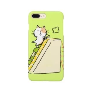 11/3 サンドウィッチの日 Smartphone cases