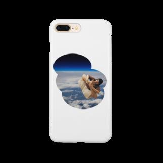 nuwtonのスペースモンゴルナイフ Smartphone cases
