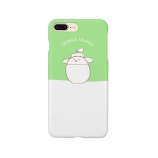 りんごうさぎ Smartphone cases