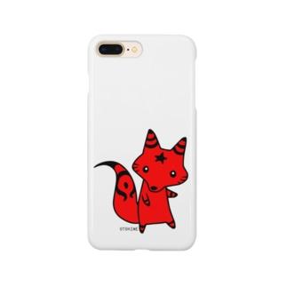 アカ君 Smartphone cases