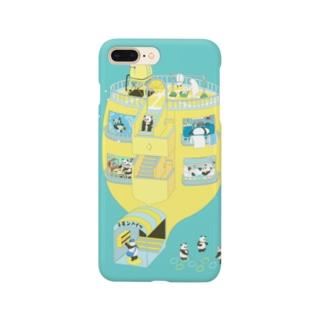 パンダンチ Smartphone cases