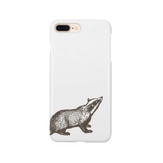 くさくないよスカンク Smartphone cases