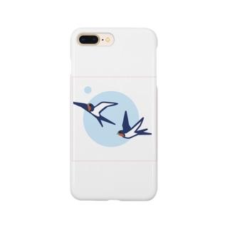 つばめ Smartphone cases