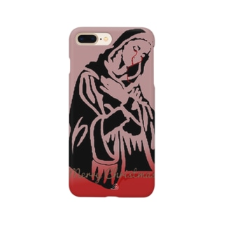 Mary of Xmas and Moqq Smartphone cases