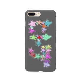 ヒトデスマートフォンケース Smartphone cases