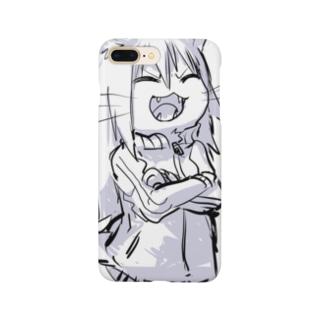 ヌハハハ Smartphone cases