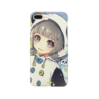 パンダ星人 Smartphone cases