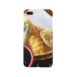 美味天麩羅 Smartphone cases