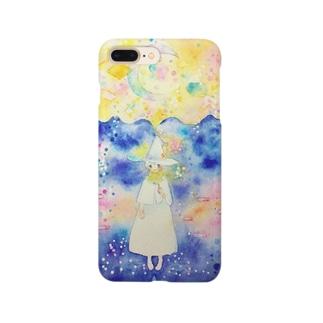 君の勇気が僕の魔法 Smartphone cases