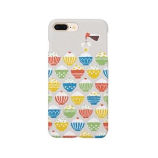 ごはん Smartphone cases