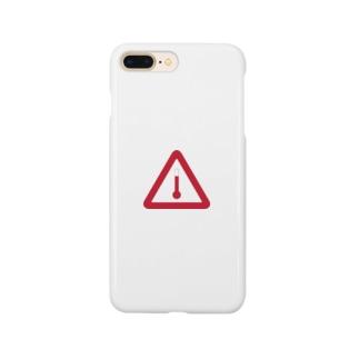 高温注意 Smartphone cases