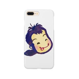 かしゅっち Smartphone cases