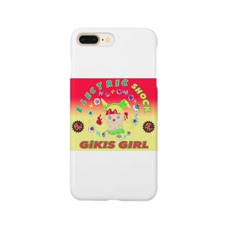 電撃 Smartphone cases