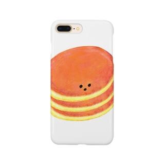 パンケーキさん(三段重ね) スマートフォンケース