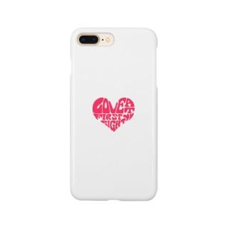 ひとめぼれ Smartphone cases