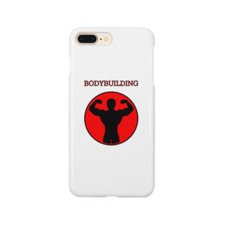 GREAT 7のボディービル Smartphone cases