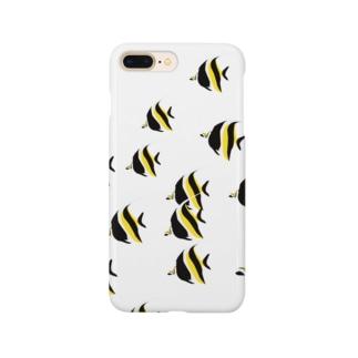 ツノダシ Smartphone cases
