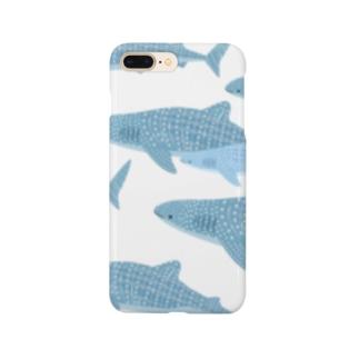 ジンベエザメ Smartphone cases