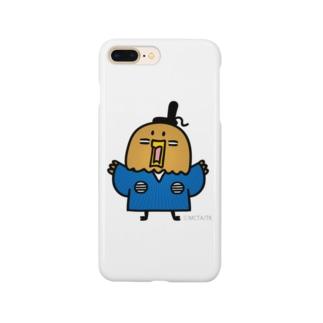 たかじょうくん(雄叫び) Smartphone cases
