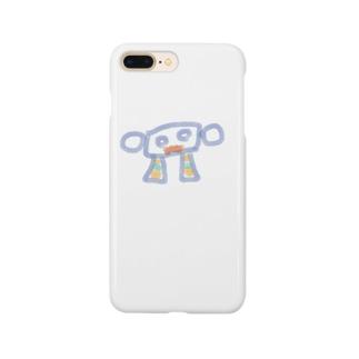 ロボ001 Smartphone cases