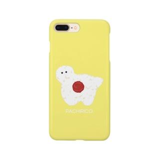 おにぎりキョーリュー○スマホケース Smartphone cases