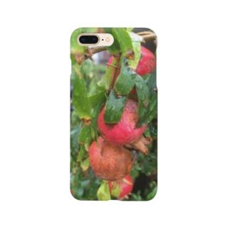 ザクロ Smartphone cases