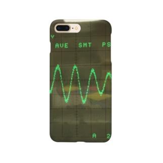 oscilloscope Smartphone cases