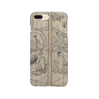 夢応の鯉魚L Smartphone cases