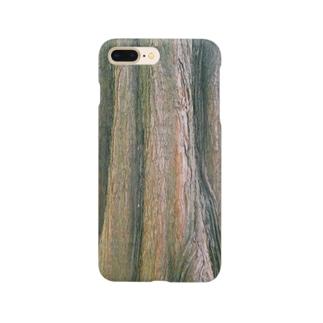 mokume② Smartphone cases
