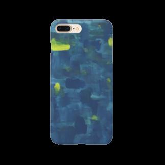 shirokumasaanの海辺の光 Smartphone cases