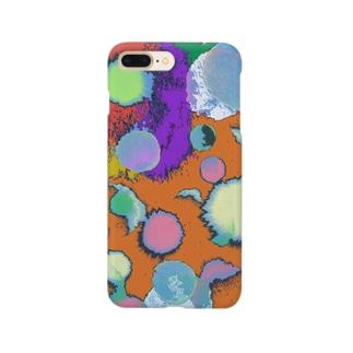 あーとちっく絵「最近の、お気に入り」 Smartphone cases