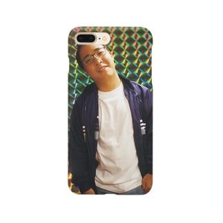 辛子明太子のシティーボーイ風の人 Smartphone cases