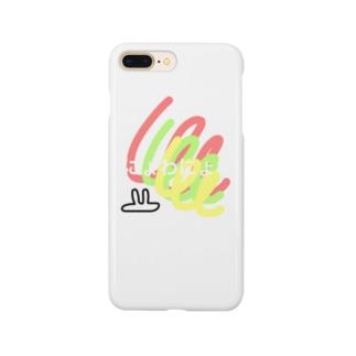 にょわい Smartphone cases