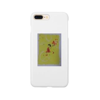 dancin' girl Smartphone cases