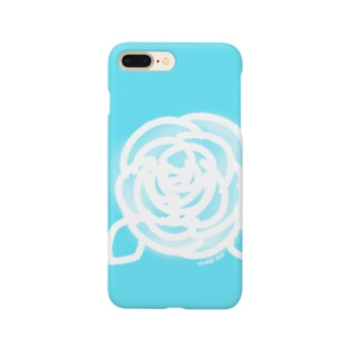 YOUGA.005 薔薇 Smartphone cases