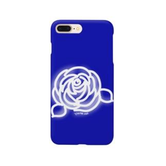 YOUGA.005.ROSE.ROYALBLUE. Smartphone cases