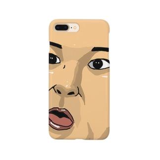 二丁目 Smartphone cases