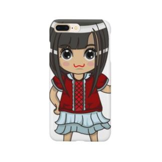 ちびキャラ/NORMALTYPE【一ノ瀬彩】 Smartphone cases