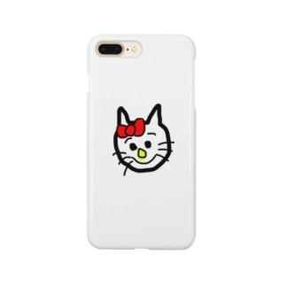 手描き キティちゃん  hello kitty  Smartphone cases