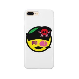 原田専門家のパ紋No.3157 翔 Smartphone cases
