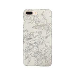 画鬼 Smartphone cases