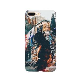 BUENA VIDAのFIRE SHIBUYA Smartphone cases