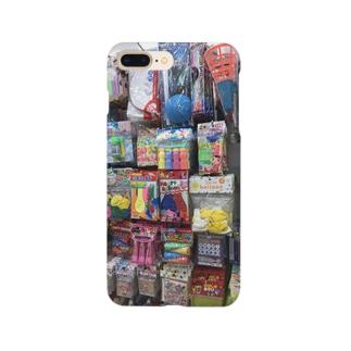 玩具エリア Smartphone cases