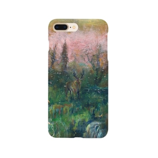 ムラナギ/冬幻の桜 Smartphone cases